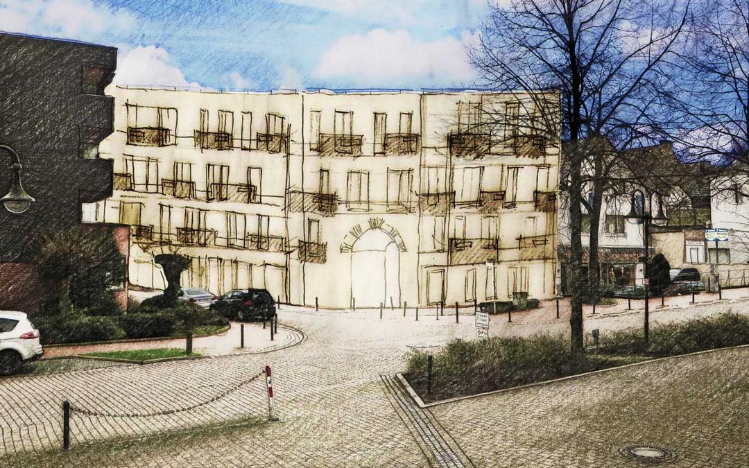 Hausgemachte Probleme beim Immobilien-Projekt der Rudloff-Stiftung am Deichhof