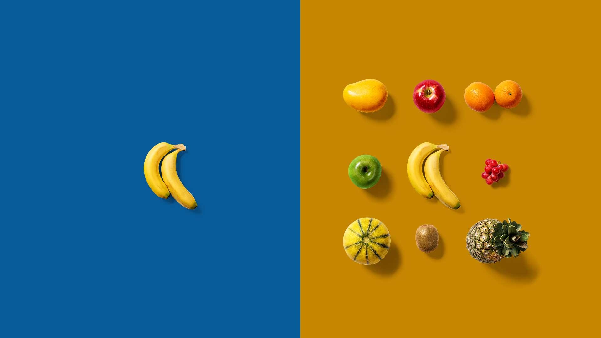 Strategie: Die Alternativlos-Falle am Beispiel Früchte