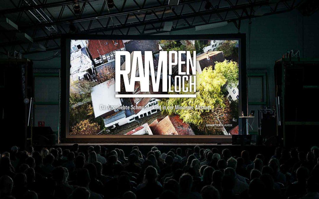 """Vortrag von Architektin Astrid Engel: """"Rampenloch – das ungeliebte Schmuddelkind in der Mindener Altstadt"""""""
