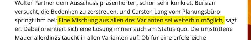 Ausschnitt B Bericht Mindener Tageblatt 26.02.1019